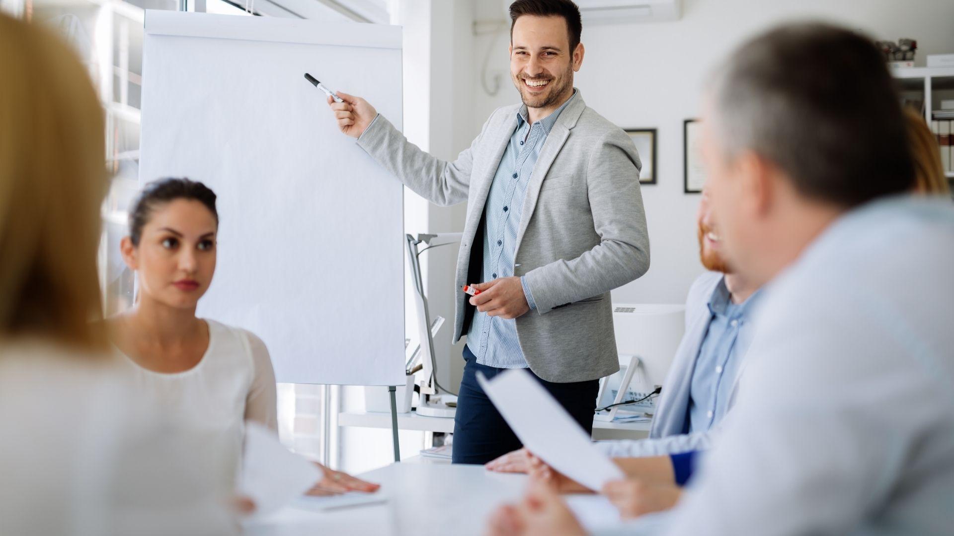 The Sales Development Process